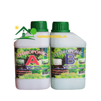 Dung Dịch Thủy Canh A-B Hydroponics Thailand
